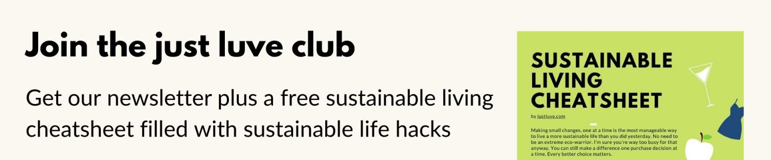 join the just luve club
