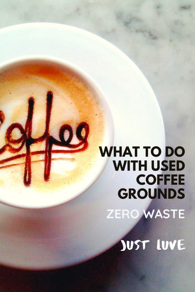 used-ground-coffee